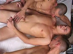 Spiteful cuties of tender age jolly dicks in mouth