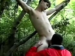 Homosexual eager for cumload
