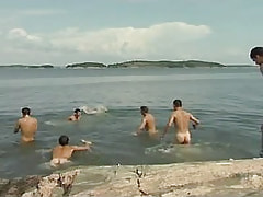 Numerous gays have getting joy in lake