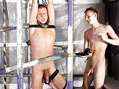 Weenie Engulfing Edging Session - Josh Jared And Reece Bentley